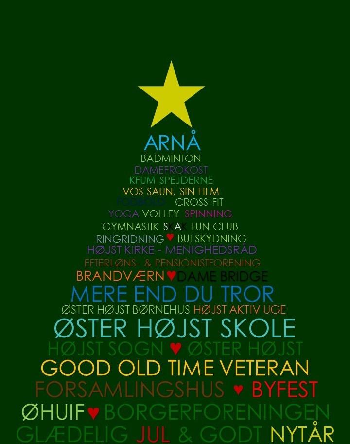 fede nytårs citater Glædelig Jul og Godt Nytår, Højst Sogn – Øster Højst fede nytårs citater