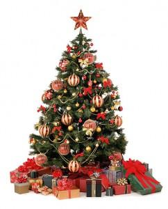 jultræ