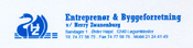 Entreprenør og Byggeforretning v/Herry Zwanenburg